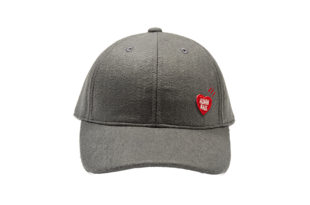 Human Made Adjustable Felt Cap - Image 1