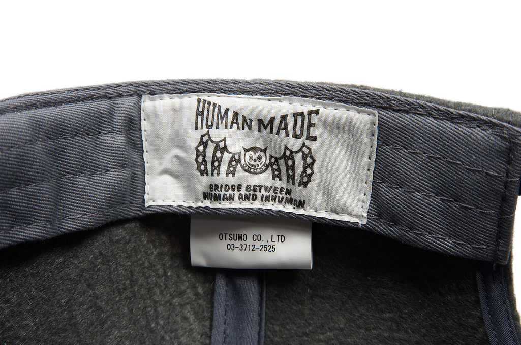 Human Made Adjustable Felt Cap - Image 3