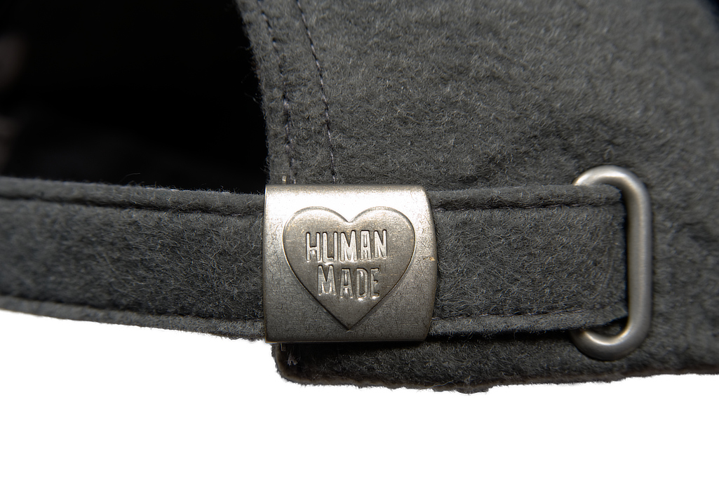 Human Made Adjustable Felt Cap - Image 4