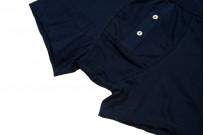 Merz B. Schwanen Loopwheeled Boxer Brief Underwear - Ink Blue - Image 2