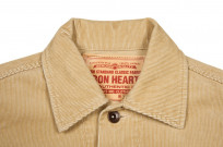Iron Heart Corduroy Modified Type III Jacket - Ivory - Image 4