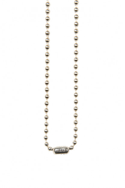 Good Art #3 Ball Chain Necklace