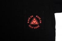 Self Edge Graphic Series T-Shirt #8 - Rave On - Image 1