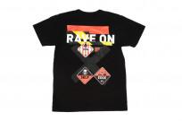 Self Edge Graphic Series T-Shirt #8 - Rave On - Image 3