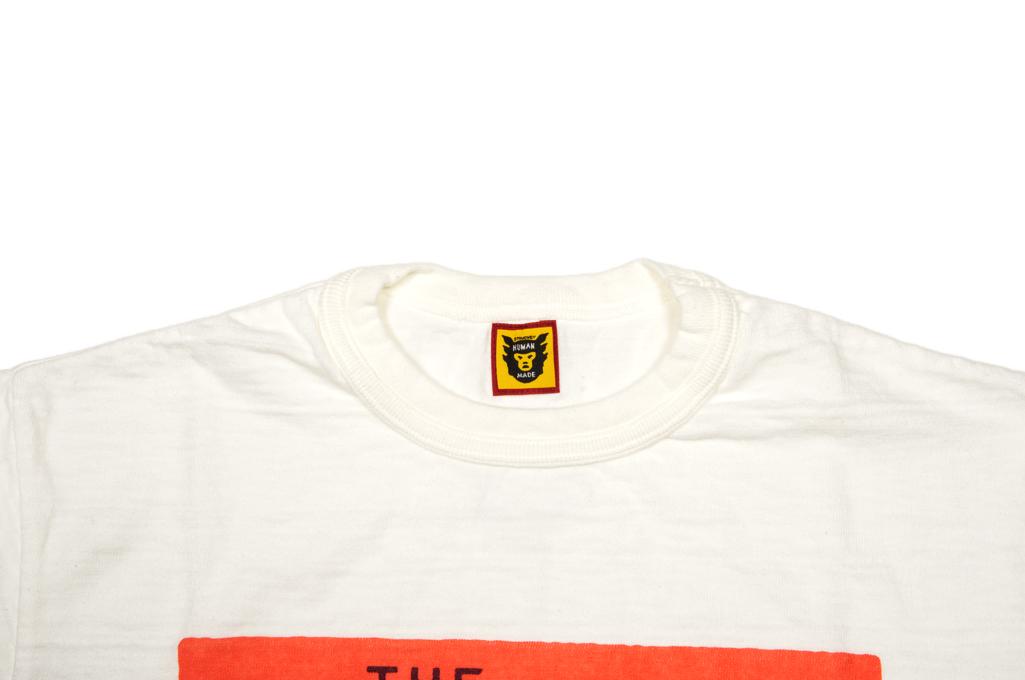 Human Made Slub Cotton T-Shirt - Beatles Party - Image 1