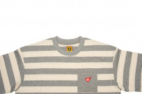 Human Made Border Stripe Pocket T-Shirt - Image 1