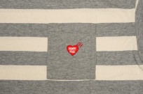 Human Made Border Stripe Pocket T-Shirt - Image 2