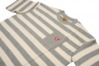 Human Made Border Stripe Pocket T-Shirt - Image 3