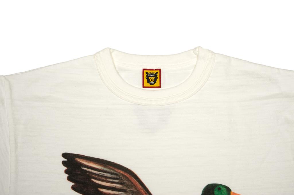 Human Made Slub Cotton T-Shirt - Favorite Bird - Image 1