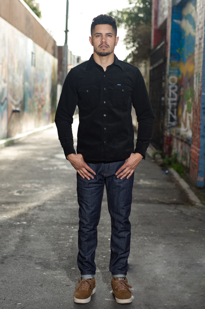3sixteen NT-100x Jean - Narrow Tapered Indigo - Image 0
