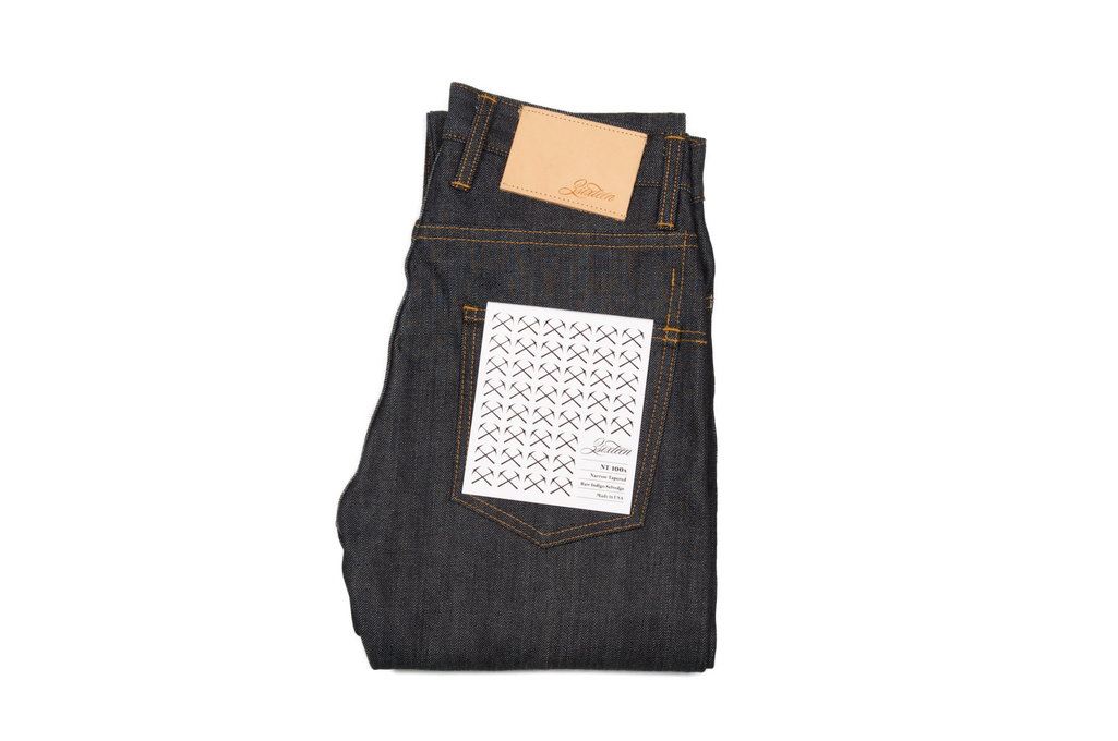 3sixteen NT-100x Jean - Narrow Tapered Indigo - Image 2