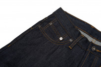 3sixteen NT-100x Jean - Narrow Tapered Indigo - Image 4