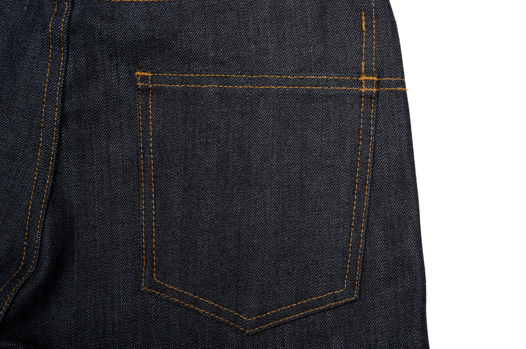 3sixteen NT-100x Jean - Narrow Tapered Indigo - Image 6