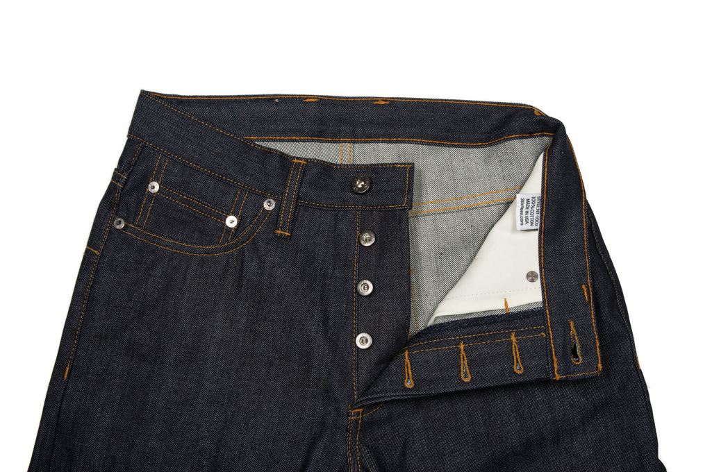 3sixteen NT-100x Jean - Narrow Tapered Indigo - Image 9