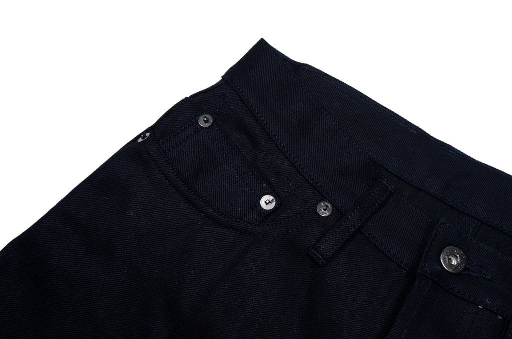 3sixteen NT-120x Jean - Narrow Tapered Shadow Selvedge - Image 4
