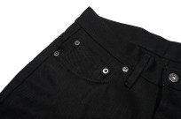 3sixteen NT-220x Jean - Narrow Tapered Double Black - Image 4