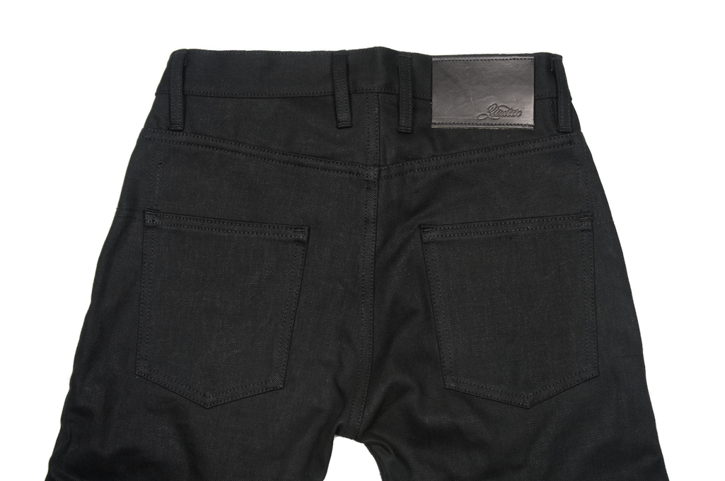 3sixteen NT-220x Jean - Narrow Tapered Double Black - Image 5