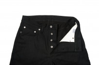 3sixteen NT-220x Jean - Narrow Tapered Double Black - Image 8