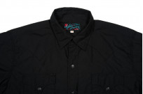 Mister Freedom Dude Rancher Shirt - Black Poplin - Image 3