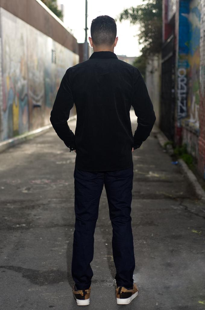 Studio D'Artisan G-004 Indigo/Indigo Jeans - Slim Tapered - Image 1