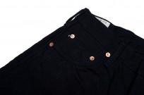 Studio D'Artisan G-004 Indigo/Indigo Jeans - Slim Tapered - Image 4