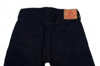 Studio D'Artisan G-004 Indigo/Indigo Jeans - Slim Tapered - Image 5