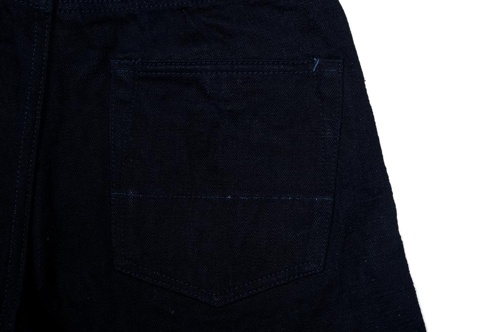 Studio D'Artisan G-004 Indigo/Indigo Jeans - Slim Tapered - Image 6