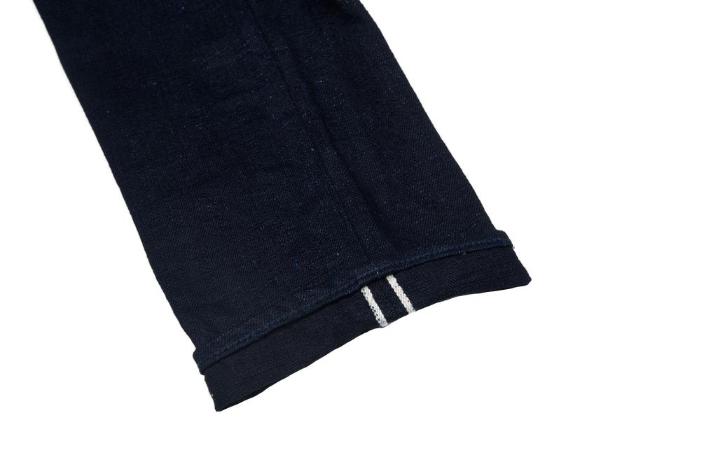 Studio D'Artisan G-004 Indigo/Indigo Jeans - Slim Tapered - Image 8