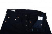 Studio D'Artisan G-004 Indigo/Indigo Jeans - Slim Tapered - Image 9