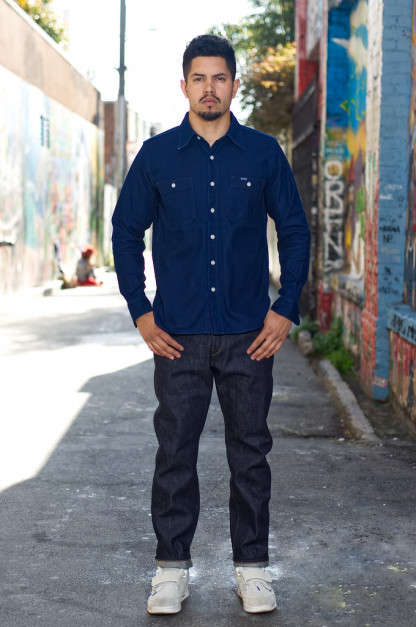 Stevenson 220 Carmel Jeans - Straight Tapered
