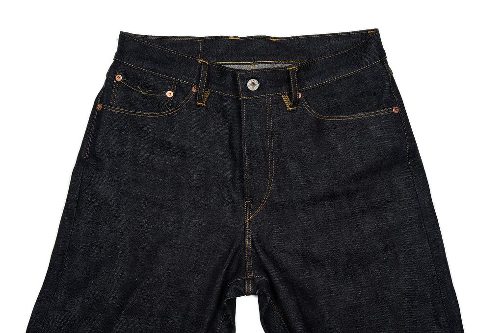 Stevenson 220 Carmel Jeans - Straight Tapered - Image 3