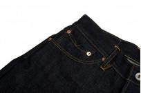 Stevenson 220 Carmel Jeans - Straight Tapered - Image 4