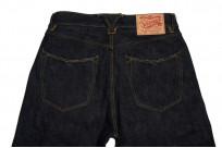 Stevenson 220 Carmel Jeans - Straight Tapered - Image 5