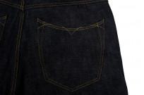 Stevenson 220 Carmel Jeans - Straight Tapered - Image 6