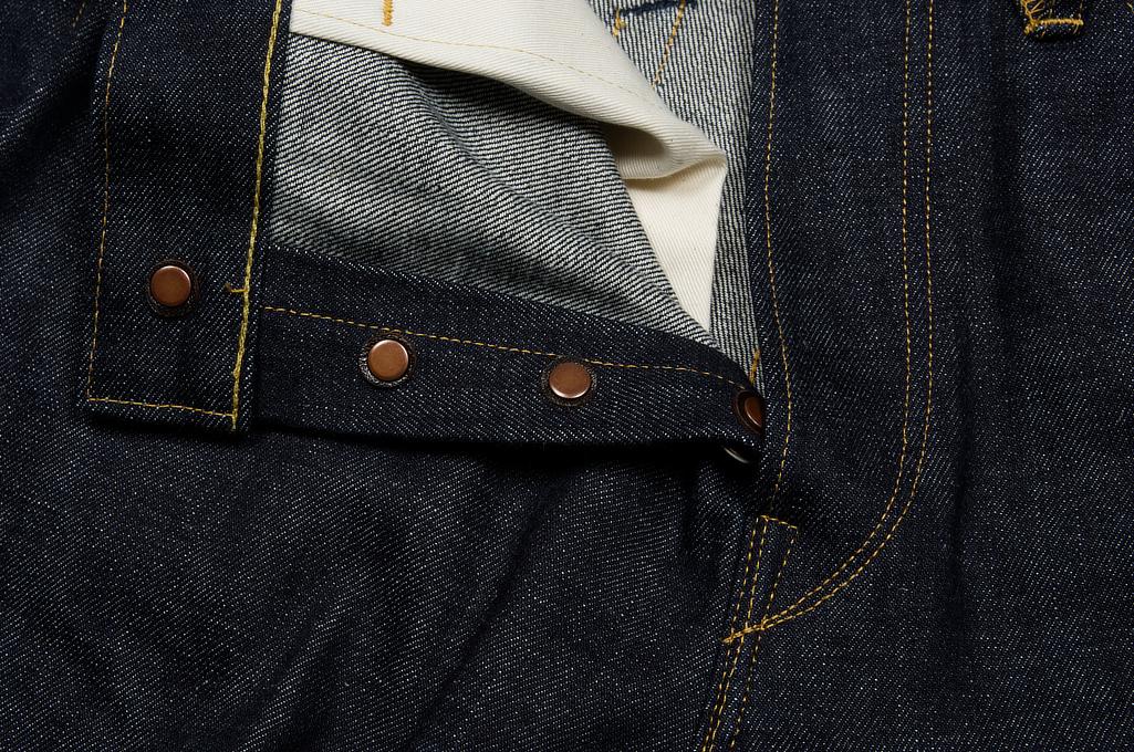 Stevenson 220 Carmel Jeans - Straight Tapered - Image 9