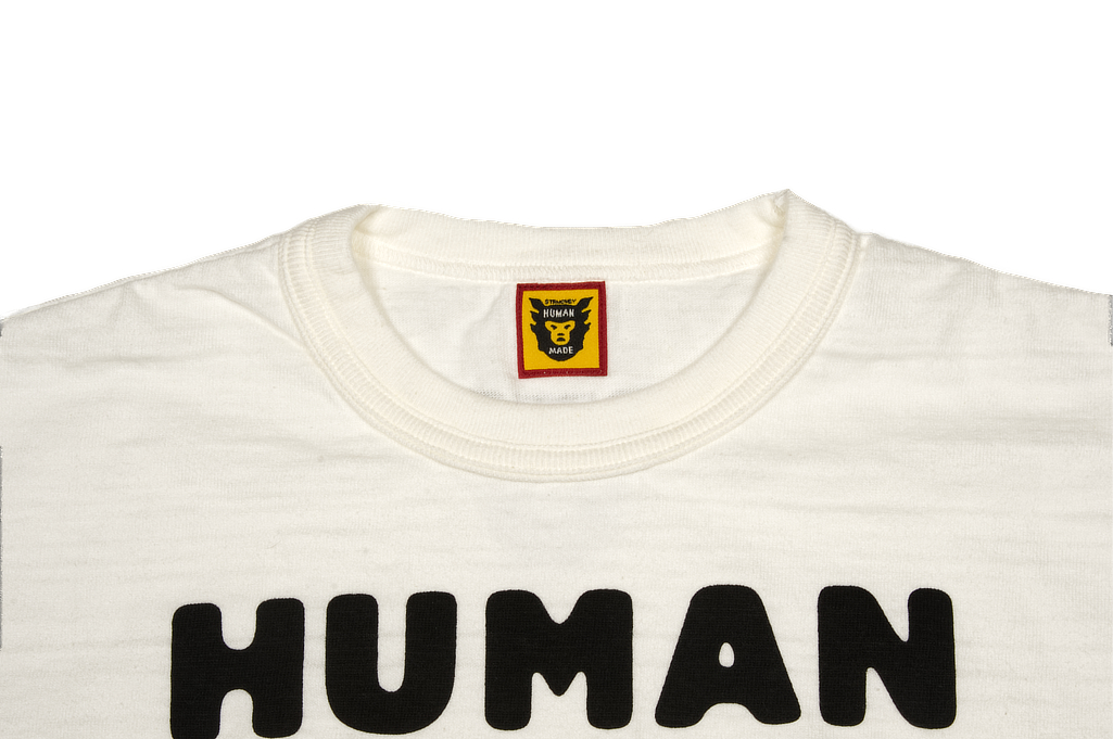 Human Made Slub Cotton T-Shirt - RGB TeeVee - Image 1