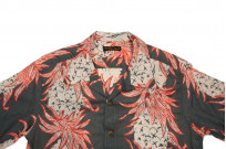 Sun Surf Pineapple Chain Linen Blend Shirt - Image 3