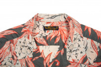 Sun Surf Pineapple Chain Linen Blend Shirt - Image 4