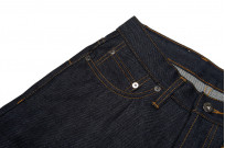 3sixteen CT-100x Jean - Classic Tapered Indigo - Image 3