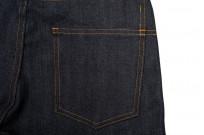 3sixteen CT-100x Jean - Classic Tapered Indigo - Image 5