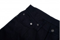 3sixteen CT-120x Jean - Classic Tapered Shadow Selvedge - Image 3