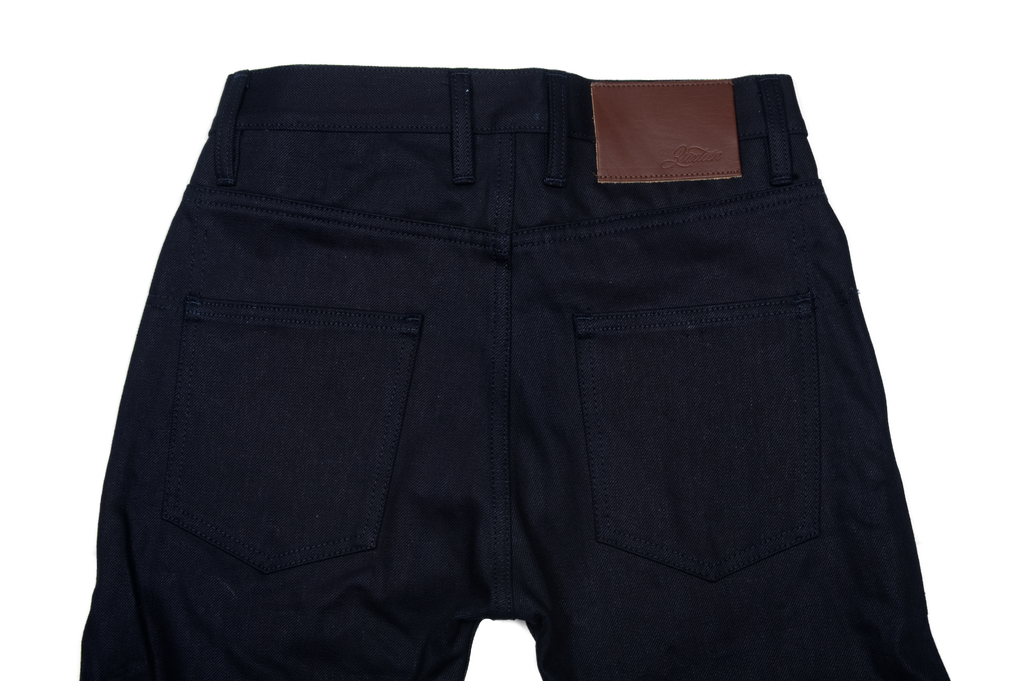 3sixteen CT-120x Jean - Classic Tapered Shadow Selvedge - Image 4