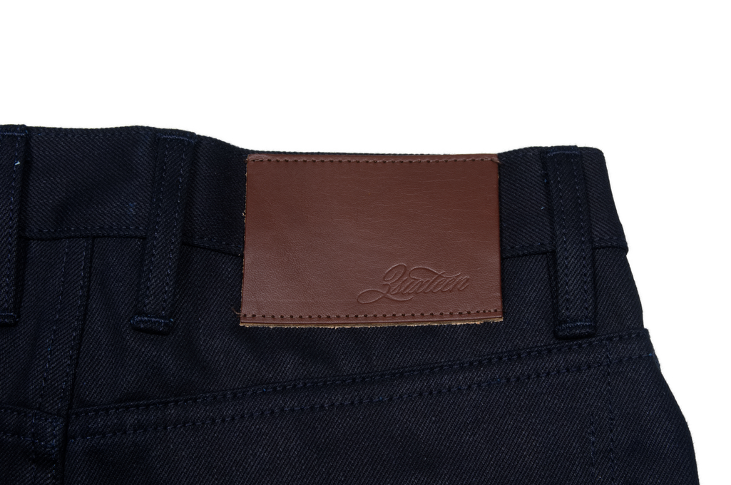 3sixteen CT-120x Jean - Classic Tapered Shadow Selvedge - Image 6