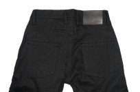 3sixteen CT-220x Jean - Classic Tapered Double Black - Image 4