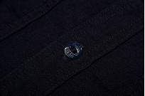 Flat Head Glory Park Indigo-Dyed Linen Short Sleeve - Image 8