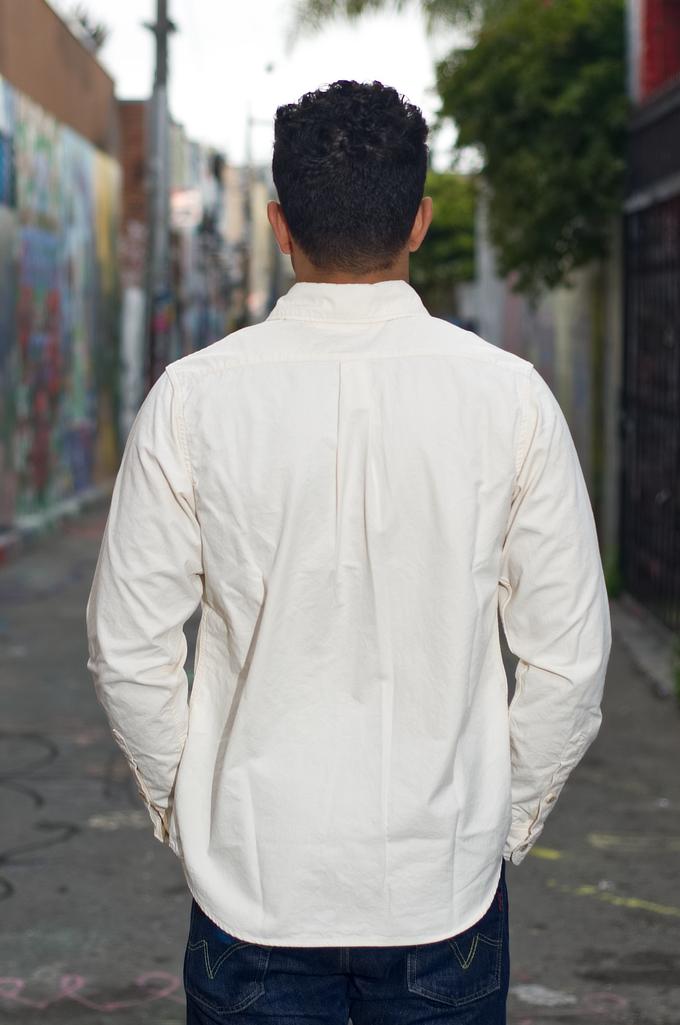 Seuvas Tassa Canvas Shirt - Image 1