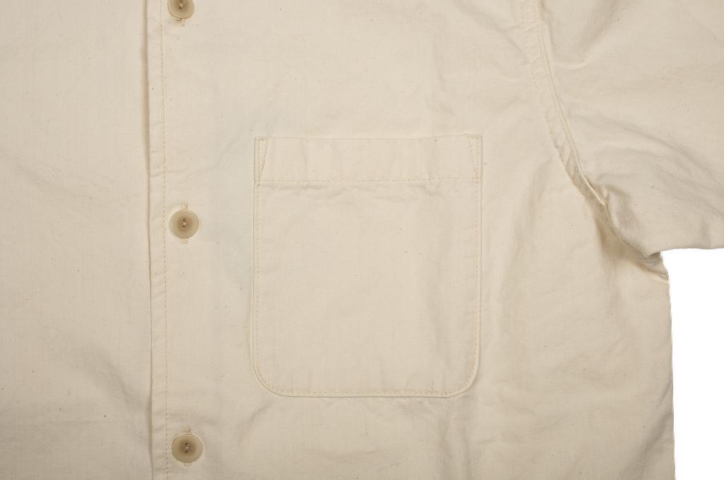 Seuvas Tassa Canvas Shirt - Image 6