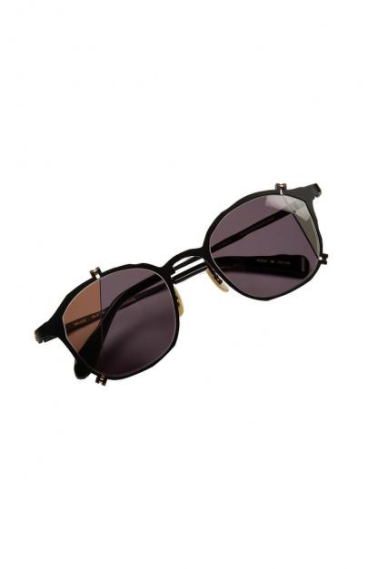 Masahiro Maruyama Titanium Sunglasses - MM-0029 / #2