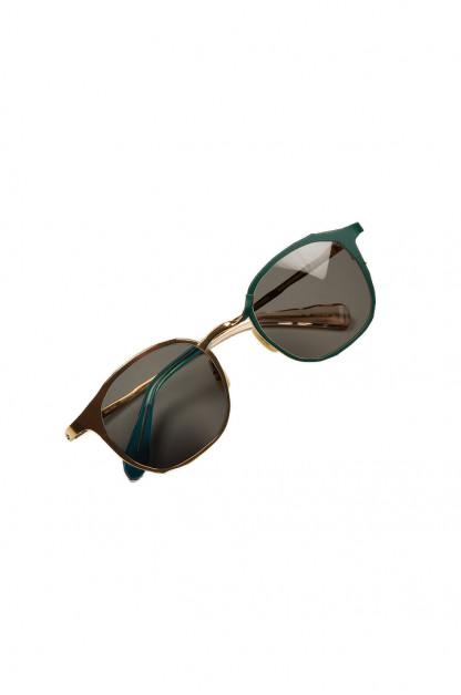 Masahiro Maruyama Titanium Sunglasses - MM-0040 / #4