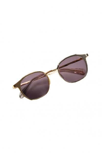 Masahiro Maruyama Titanium Sunglasses - MM-0040 / #5